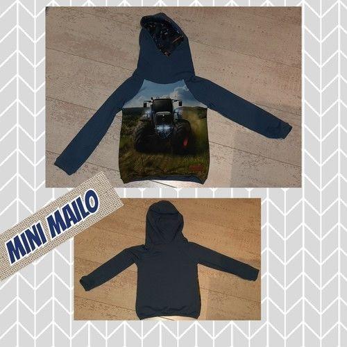 Makerist - Mini Mailo  - Nähprojekte - 1