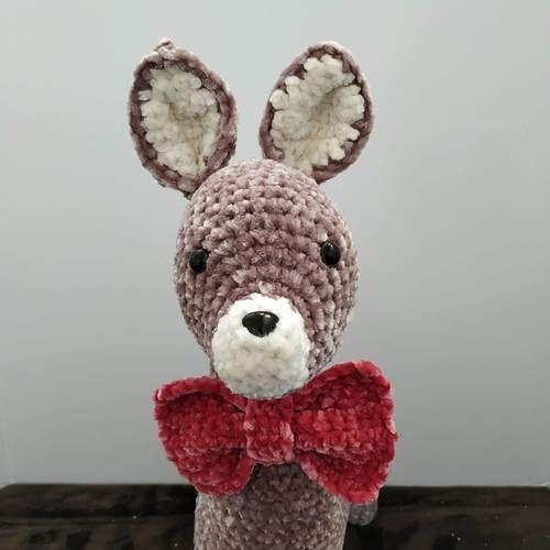 Makerist - Petit faon - peluche amigurumi - Créations de crochet - 2