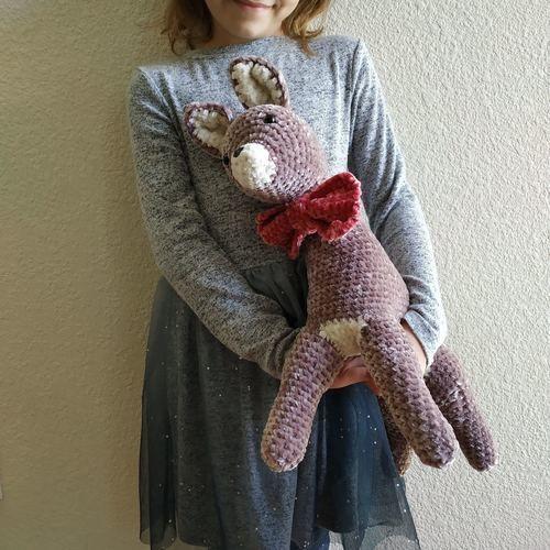 Makerist - Petit faon - peluche amigurumi - Créations de crochet - 3