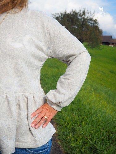 Makerist - lady Sweater  - Nähprojekte - 2