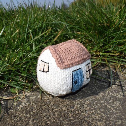 Makerist - Itsy Bitsy Houses - Knitting Showcase - 3