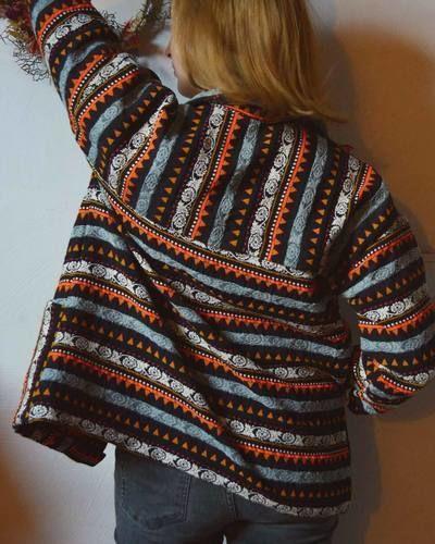 Makerist - Veste Julien - Ready to Sew - Créations de couture - 3