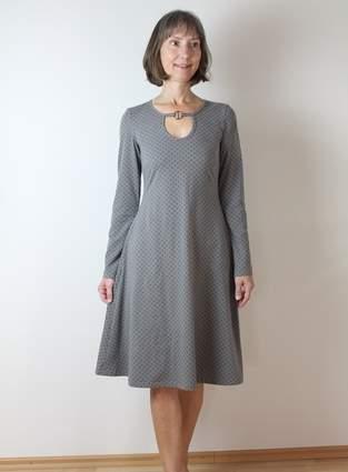 Makerist - Samba, Shirt oder Kleid mit raffiniertem Ausschnitt  - 1