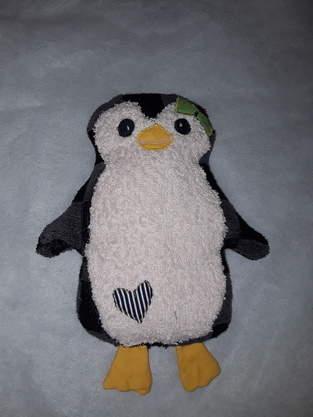 Heißer Pinguin