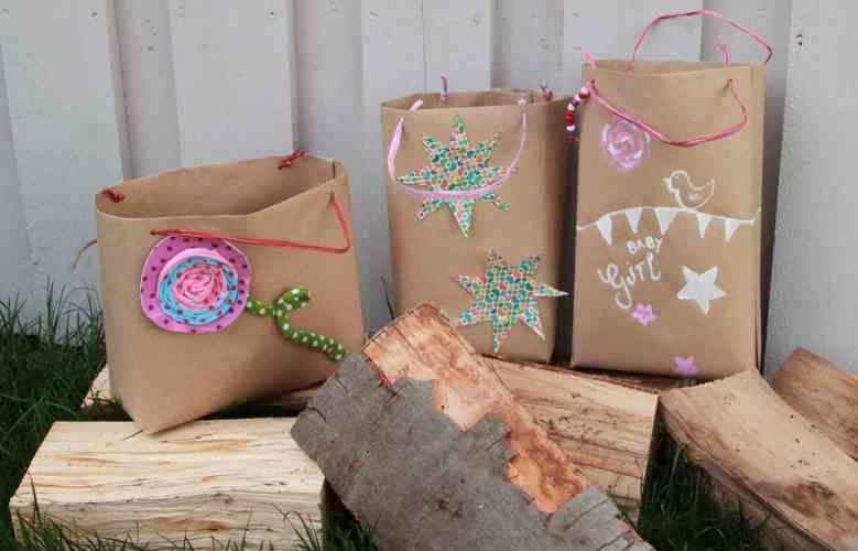 Makerist - Geschenktüten selber machen - DIY-Projekte - 1