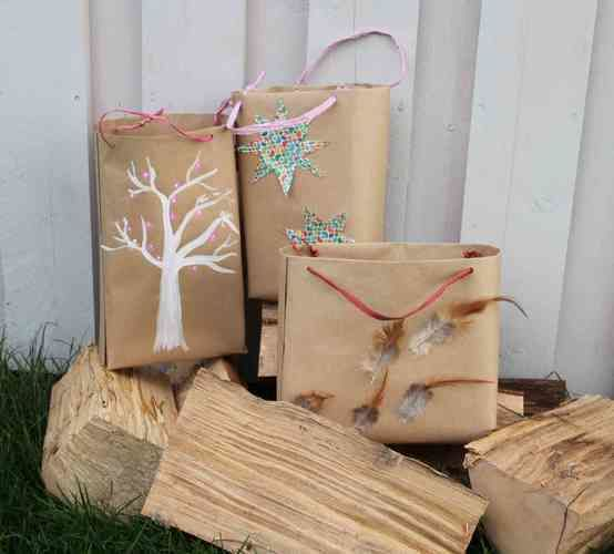 Makerist - Geschenktüten selber machen - DIY-Projekte - 2