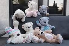 Makerist - Die Teddybär Gang - 1