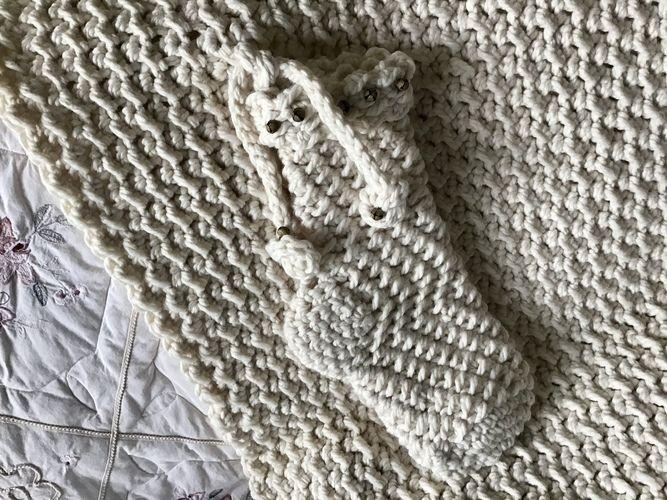 Makerist - The Noel Baby Blanket  - Crochet Showcase - 1