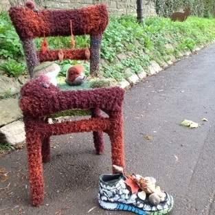 Makerist - Stuhl im Herbstkleid - 1