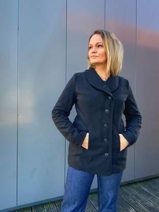 Makerist - Jacke Natalja von Schnittmusterlounge - 1