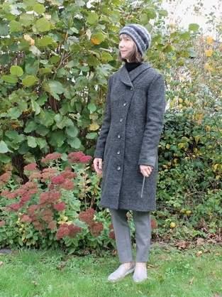 Makerist - Ein toller Schnitt, dieser Mantel Natalja  - 1