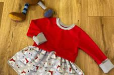 Makerist - Girly Sweater für meine Enkelin  - 1