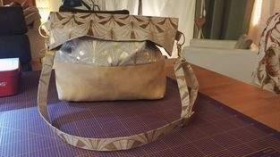 Makerist - Tasche, Canvas und Kunstleder, Jessica - 1