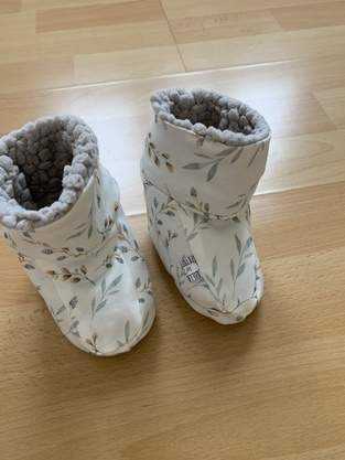 Makerist - Baby shoes - 1
