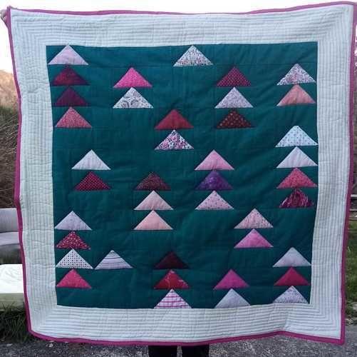 Makerist - Flèches de la forêt / patchwork - Créations de couture - 1