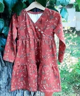 Makerist - Wallendes Kleid  - 1