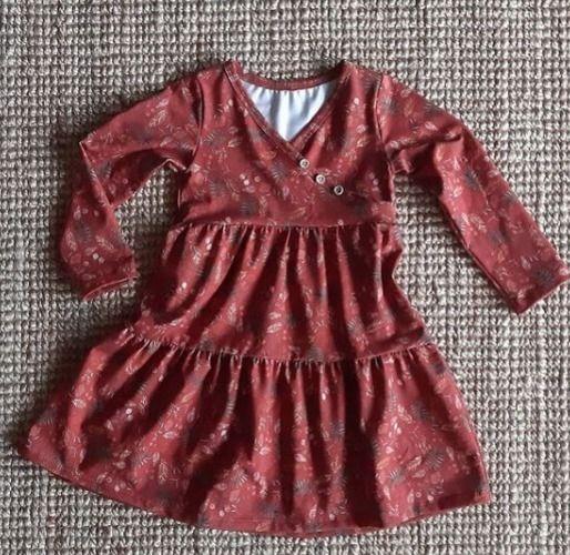 Makerist - Wallendes Kleid  - Nähprojekte - 2