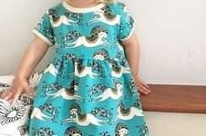 Makerist - Karussel Kleidchen - 1