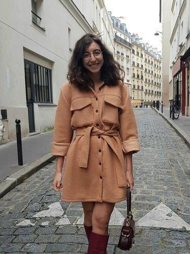 Makerist - La Baroudeuse en lainage - Créations de couture - 1