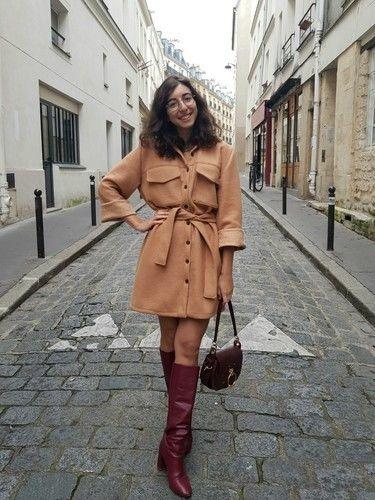 Makerist - La Baroudeuse en lainage - Créations de couture - 2