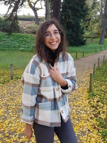 Makerist - Veste Julien en lainage à carreaux - Créations de couture - 1
