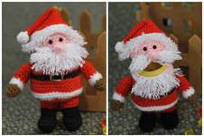 Makerist - Sweepies Ü-Weihnachtsmann - 1
