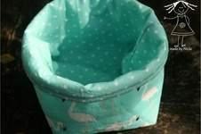 Makerist - Kleines Körbchen von Greenfietsen - 1