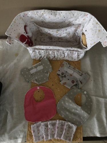 Makerist - sac à langer pour poupon Joy - Créations de couture - 1