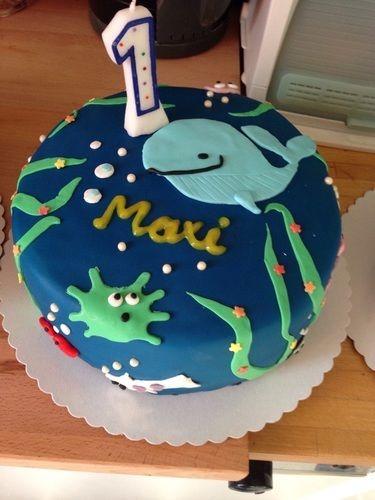 Makerist - Geburtstagstörtchen - Torten, Cake Pops und Cupcakes - 1