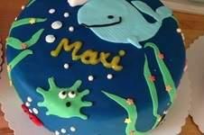 Makerist - Geburtstagstörtchen - 1