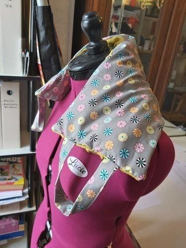Makerist - Bouillotte sèche déhoussable - Créations de couture - 1