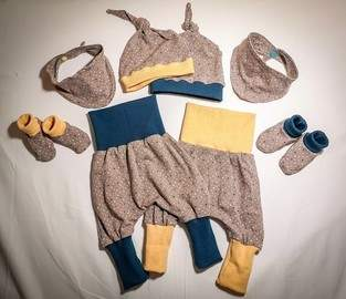 Makerist - Zwillings Newborn Set - 1