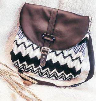 Makerist - BOHO-Bag - 1