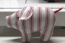 Makerist - Mini Glücksschwein - 1
