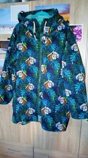 Makerist - Softshell- Jacke .....Tiger , für meinen Mann  - 1
