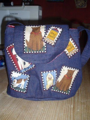 Makerist - Bunte Taschen  - Nähprojekte - 1