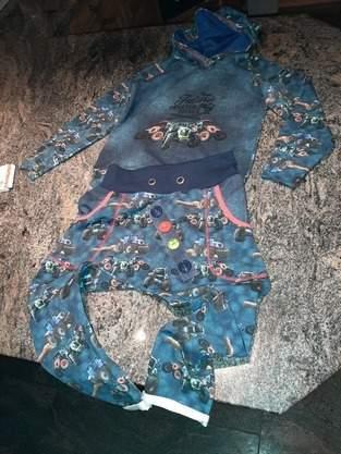 Makerist - Shirt mit Hose aus French terry - 1