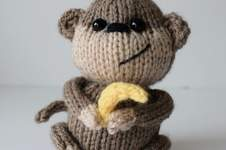 Makerist - Micky the Monkey - 1