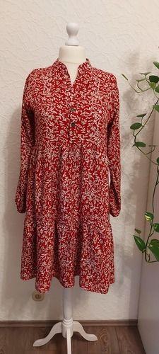 Makerist - Kleid Willow Dress für Damen - Nähprojekte - 1