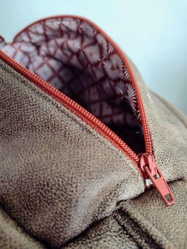 Makerist - Sac Besace de L'Usine à Bulle - Créations de couture - 2