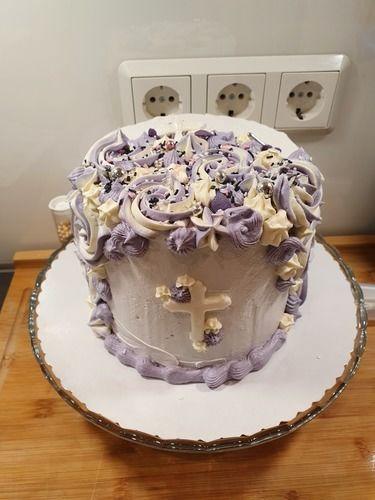 Makerist - Taufkuchen - Torten, Cake Pops und Cupcakes - 1