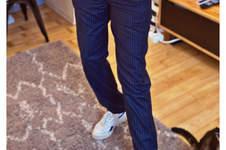 Makerist - Orageuse - Pantalon Bruges - Laine et Coton - 1