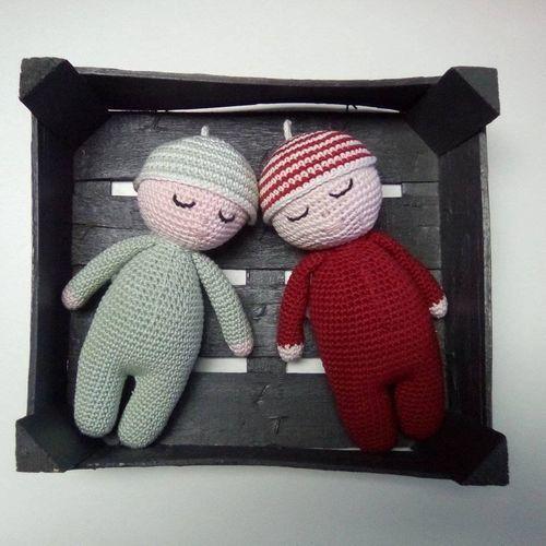 Makerist - dormeurs - Créations de crochet - 1