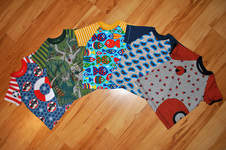 Makerist - Bunte Pilvi-Shirts - 1