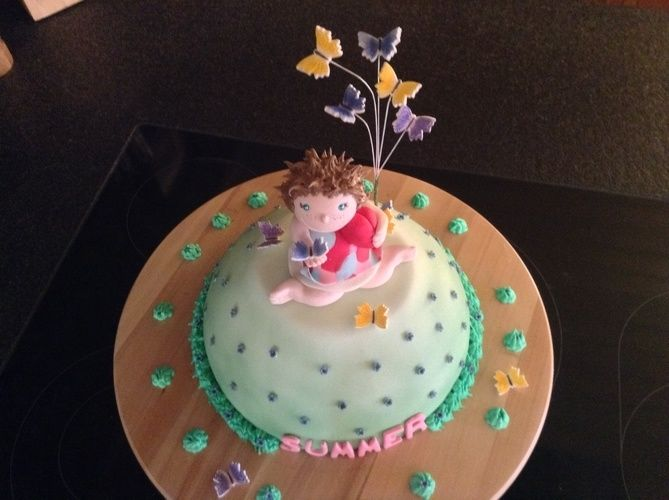 Makerist - Summer's 1. Geburtstag - Torten, Cake Pops und Cupcakes - 3