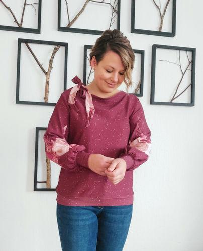 Makerist - Pullover Klea von Schnittrebell - Nähprojekte - 1