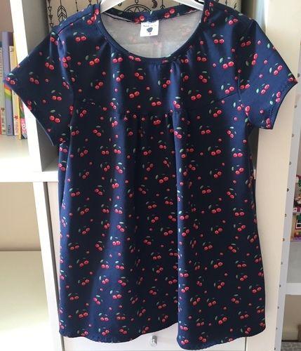 Makerist - Une chemise girly en 10 ans - Créations de couture - 1