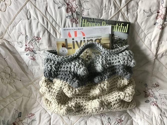 Makerist - The Harlem Tote Bag - Crochet Showcase - 1
