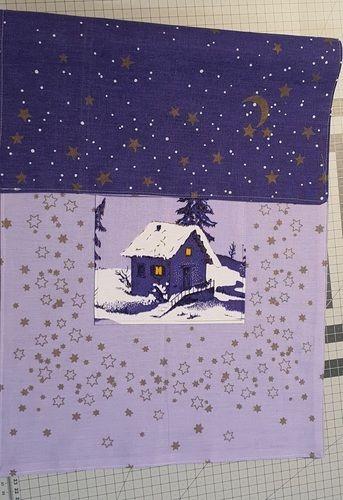 Makerist - Besteckstiefel Weihnachtlich - Nähprojekte - 3