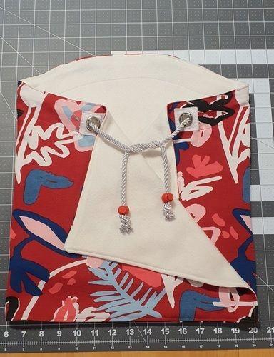 Makerist - Moby-Schnür-Schal - Nähprojekte - 1
